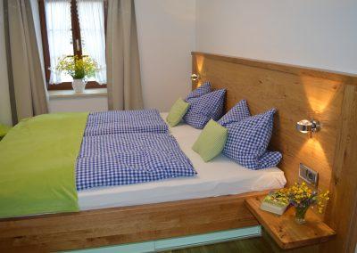 Zellnerhof | FeWo Johanna | Schlafzimmer