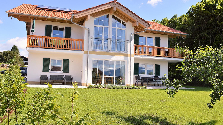 Haus Chiemsee-Blick in Gstadt am Chiemsee
