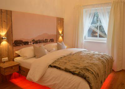 Haus Chiemseeblick | FeWo Fraueninsel | Schlafzimmer