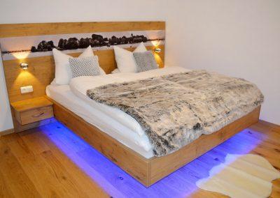 Haus Chiemseeblick | FeWo Herreninsel | erstes Schlafzimmer