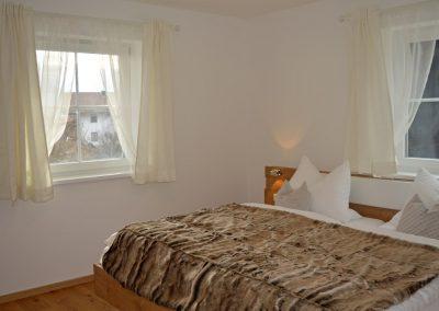 Haus Chiemseeblick   FeWo Herreninsel   zweites Schlafzimmer