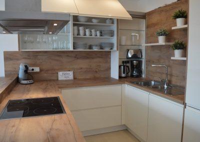 Haus Chiemseeblick |  FeWo Herreninsel | Küche