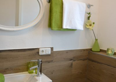 Haus Chiemseeblick |  FeWo Herreninsel | Badezimmer