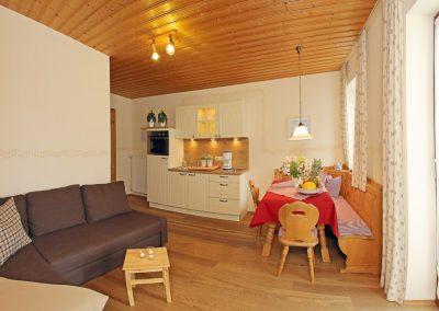 Zellnerhof | FeWo Katharina | Wohn- und Essbereich
