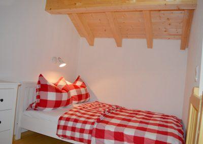 Haus Chiemseeblick | FeWo Fraueninsel | Schlafplatz auf der Empore