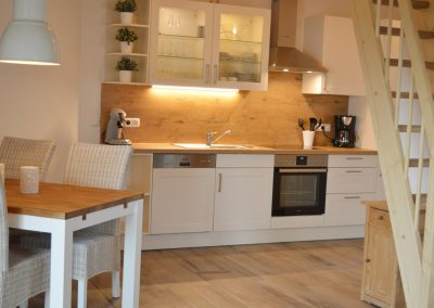 Haus Chiemseeblick | FeWo Krautinsel | Die komfortable Küche