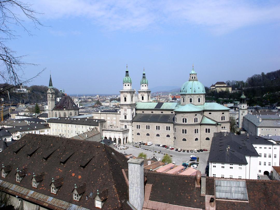 Blick über Salzburg (© Foto: Uli Reiter)