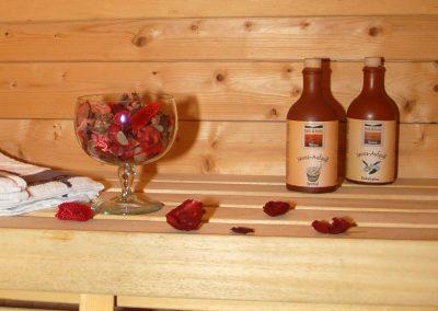 Sauna im Zellnerhof | Jeder Aufguss ein Genuss