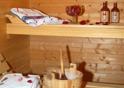 Saunieren und Genießen im Zellnerhof